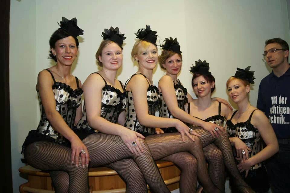 Das Damen-Ballett 2014